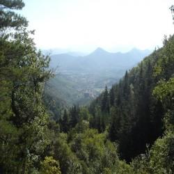 Chemin des Cathares Port la Nouvelle - Foix