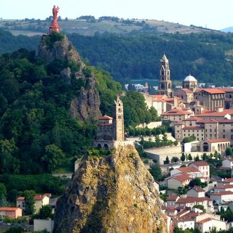 Le Puy en Velay-Aumont Aubrac confort 6J / 5N
