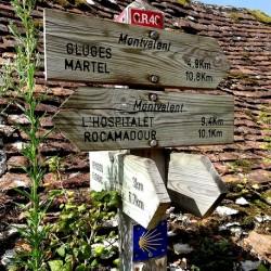 chemin de Rocamadour