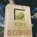 Cebreiro - Santiago de Compostela  9J/8N