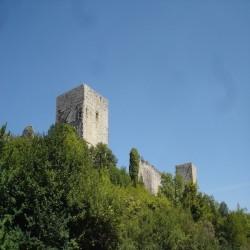 Chemin des Cathares 1er partie