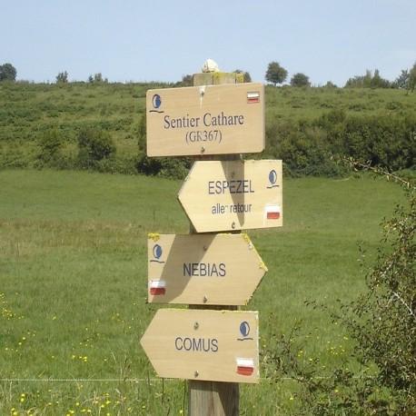 Chemin des Cathares - Quillan - Foix