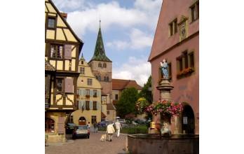 Ballons & Vignobles d'Alsace 7J/6N