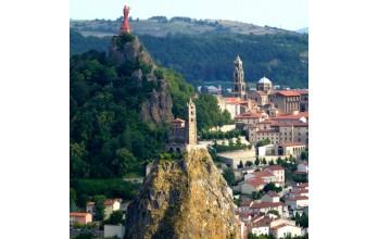 Le Puy en Velay-Aumont Aubrac confort*** 7J / 6N