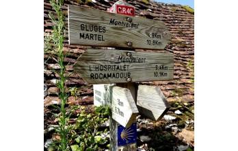 chemin de Rocamadour 8J/7N