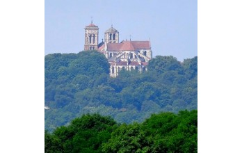 Vézelay - Bourges  8J/7N