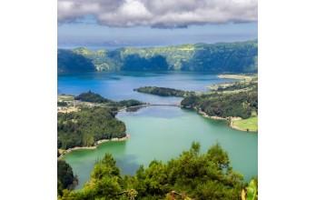 Les Açores autotour  Ile de São Miguel 10J / 9N