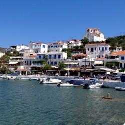 Les Cyclades - Andros & Tinos 8J/7N