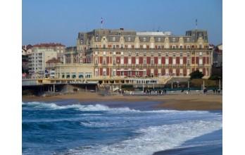 Sentier du littoral Biarritz - San Sebastian 7J / 6N
