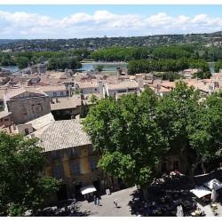 Chemin Urbain V - Anduze-Avignon 7J/6N