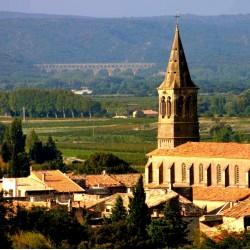 Chemin Urbain V - Nasbinals-Avignon 18J/17N