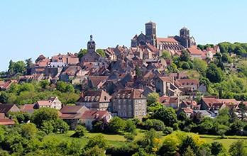Voie de Vézelay