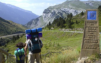 Voie du Piémont - Voie des Pyrénées